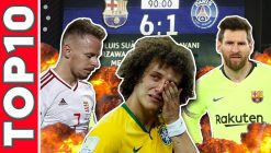 toplista top10 tiki-taka tv foci labdarúgás 10 megsemmisítő vereség zakó barcelona psg 6-1 németország brazília 1-7 youtube videó borítókép_00042